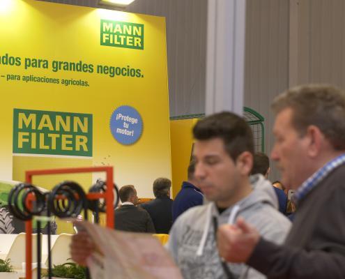 MANN-FILTER reafirma su liderazgo en filtración para el sector agrícola tras su paso por FIMA