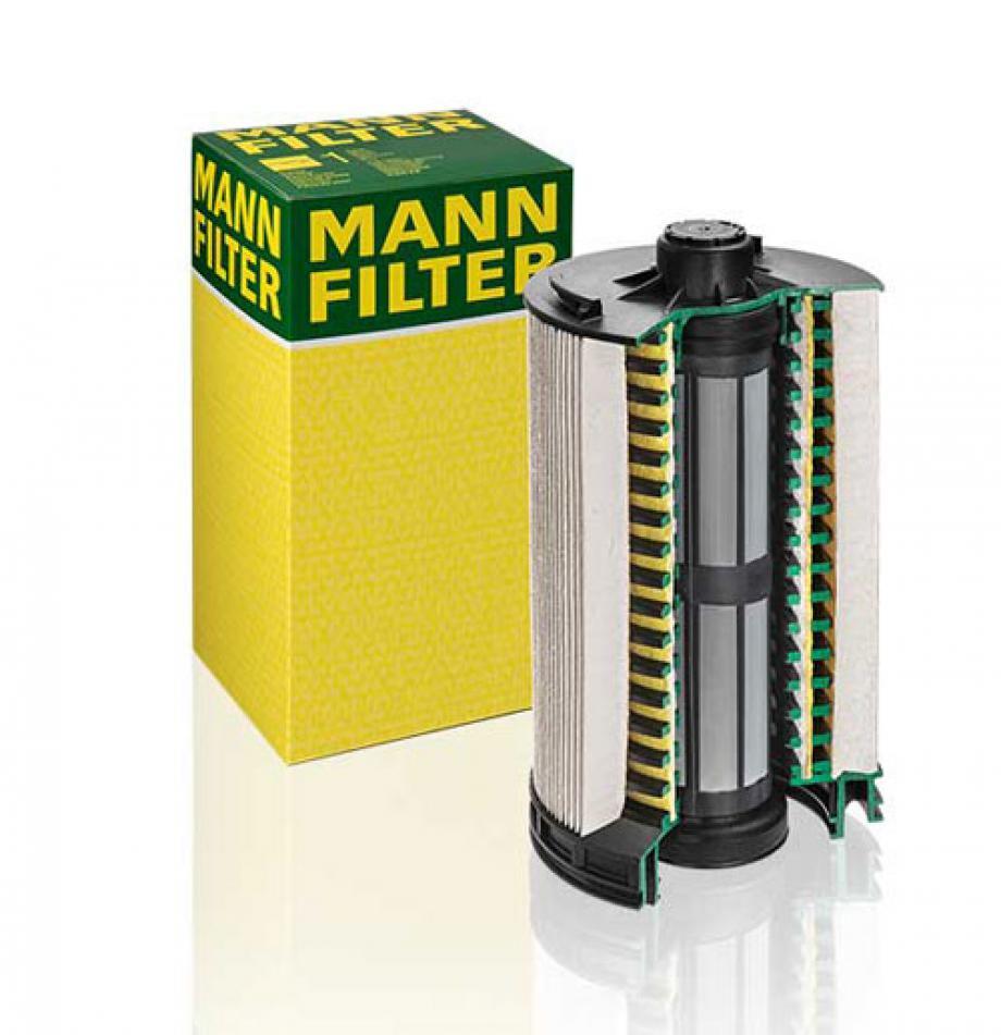 Filtro de combustible MANN-FILTER