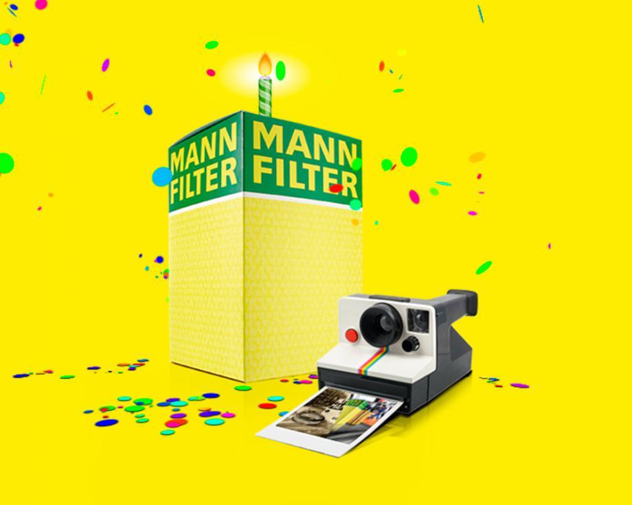 """MANN-FILTER conmemora sus 50 años de presencia en España con """"Juntos Hacemos Historia"""", un concurso fotográfico dirigido a los talleres"""