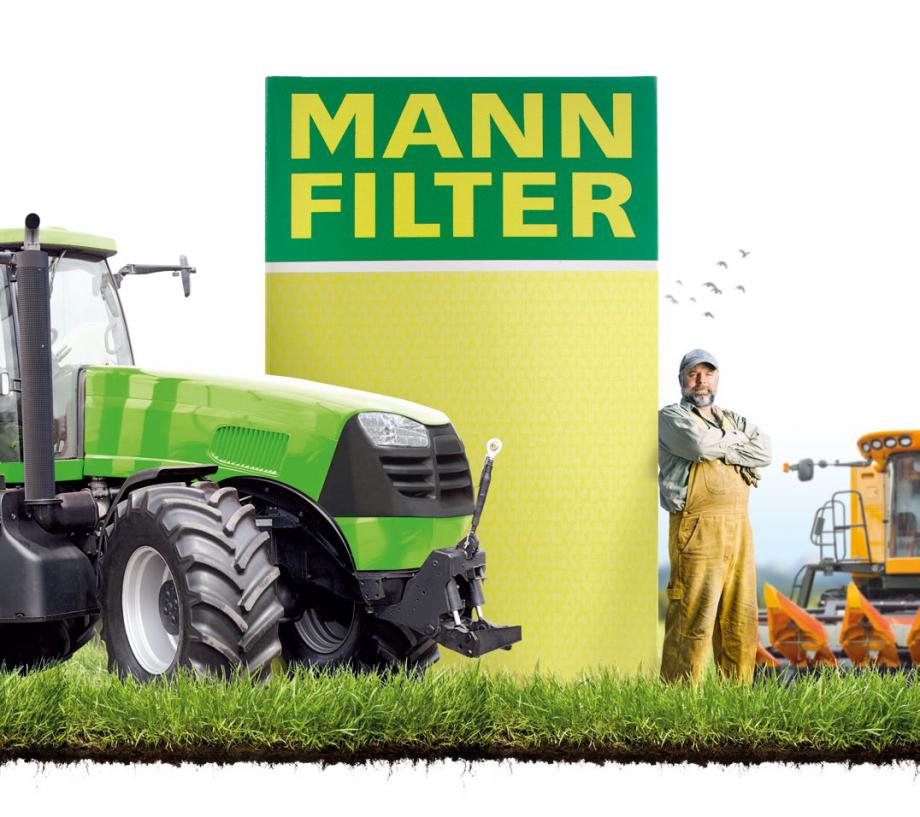 filtros maquinaria agricola mann-filter